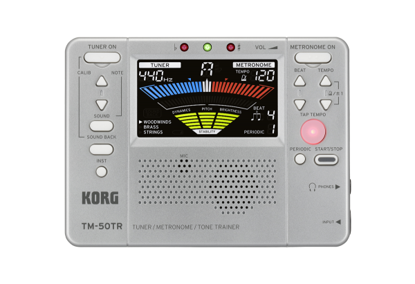 Korg TM-50 TR Tuner / Metronom