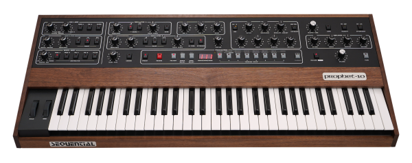 Sequential Prophet-10 | B-Stock |