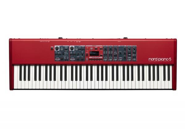 Nord Piano 5 73 | Softcase-Bundle |