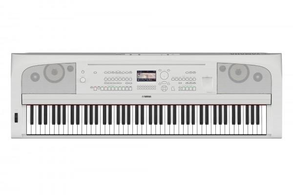 Yamaha DGX-670 WH